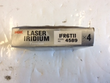 NGK Laser Iridium Premium spark plugs Pack 4 new part
