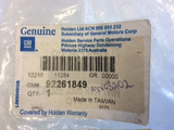 Holden Cruze JH Genuine trailer harness sedan new part