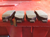 Toyota Avalon genuine rear brake pads suit all models new part