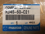 Mazda CX-5 Genuine front bumper grille new part