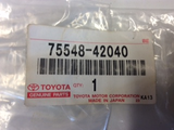 Toyota Rav4 Genuine reveal  molding fastener new part