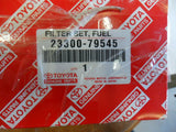 Toyota Camry Genuine Fuel Filter New Part