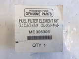 Mitsubishi Fuso Genuine fuel filter new part see below details