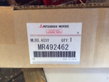 Mitsubishi Pajero Exceed genuine side garnish & moulding new part