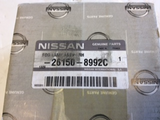 Nissan Cabstar F24M Genuine right hand fog light new part