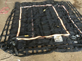 Safe guard cargo net medium suit dual cab tray or tub