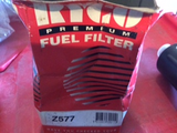 Ryco Fuel filter Suitable for Mitsubishi triton 2.4 ltr petrol New Part