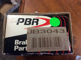 PBR Left Hand  Rear Wheel Cylinder Suitable for Daihatsu Charade 1988-1993 new part