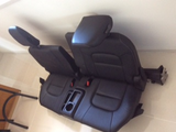 New Toyota Landcruiser Sahara 3rd row rear seats Leather  .