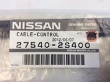 Nissan Navara D22 Genuine air intake control cable door new part