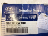 Hyundai Santa Fe Genuine horn assy low pitch new part