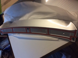 Mitsubishi Challanger Genuine rear spoiler MY12 onwards new part