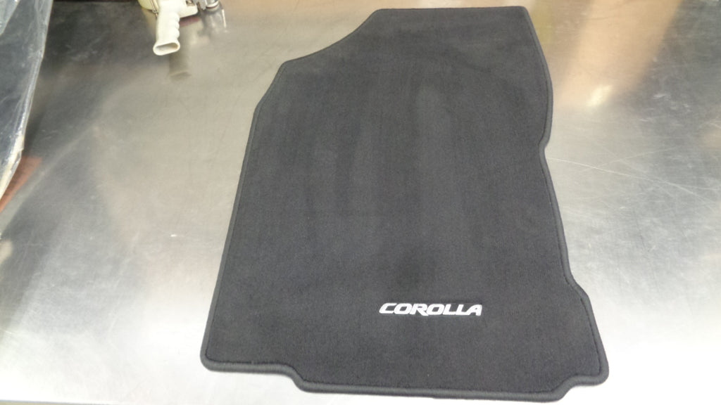 Toyota Corolla Genuine Carpet Mat Set New Part