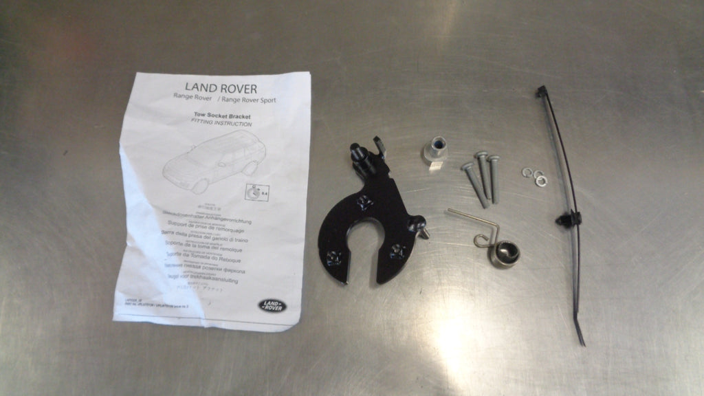 Land Rover 4 Genuine Socket Support Bracket New Part