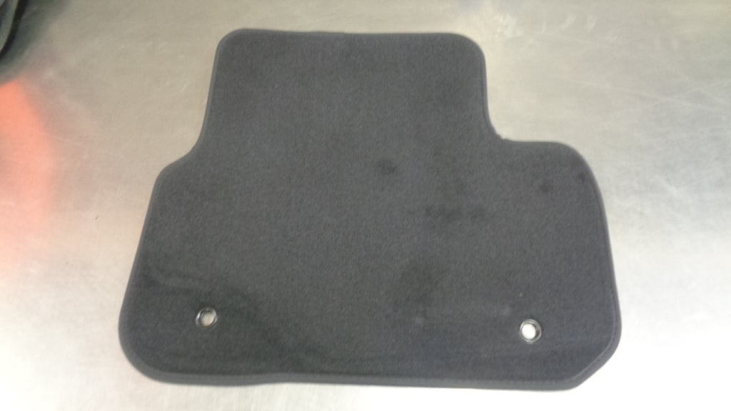 Land Rover Discovery Genuine Ebony Mat Set New Part