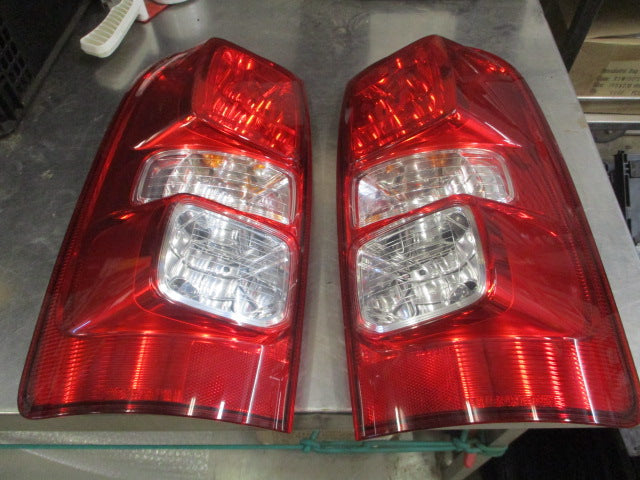 Holden RG Colorado Genuine Left And Rear Right Hand Tail Light Pair  New Part