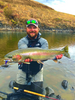 kyle bratcher, sickfoot flies, fishing, fisherman