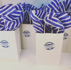 gift bag, corporate gift, wedding party gift, wedding guest gift
