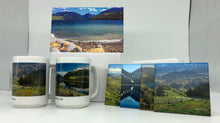 Load image into Gallery viewer, david brunkow, debbie lind, wallowa county, joseph oregon, photo mug, photo coaster, photo greeting card