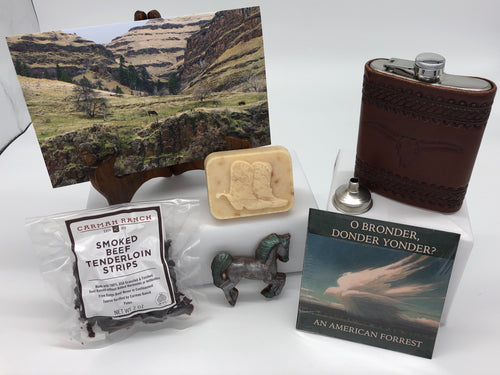 Cowboy Country Gift Box