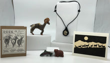 Load image into Gallery viewer, gift box, gift for her, gift for him, deer, bighorn sheep, arrowhead chocolate