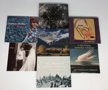 Load image into Gallery viewer, wallowa music, janis carper, bart budwig, seth kinzie, kinzie steele, american forest, midlo, heidi muller, jezebel mother