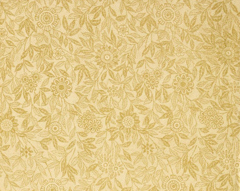Floral Endpaper Related Victorian Papillon Press