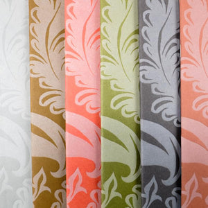 Limited Edition: Papillon Flora Letterpress Notebook Block Printed Notebook Papillon Press