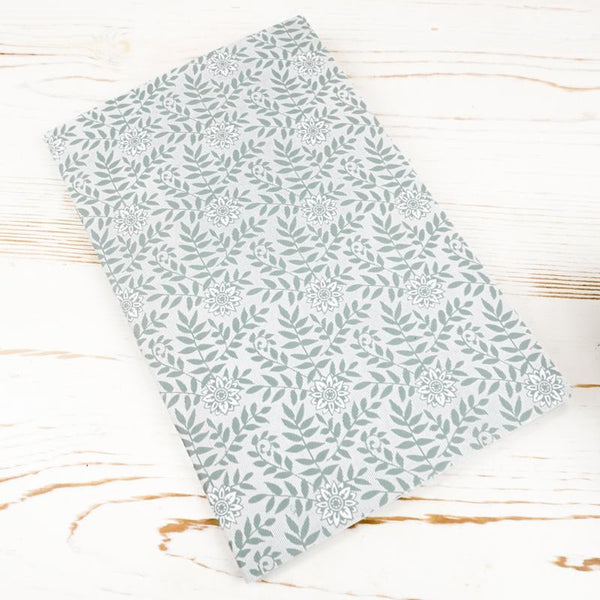American Victorian Letterpress Notebook Block Printed Notebook Papillon Press