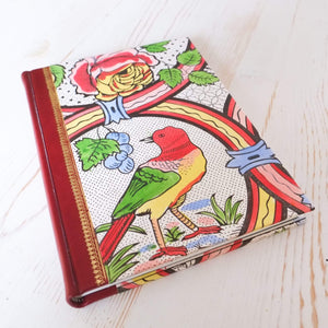 Oiseau et Rose Journal Journal Papillon Papers
