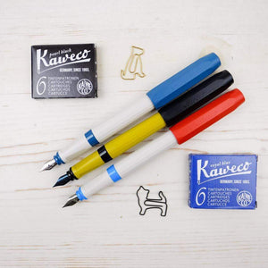 Kaweco Perkeo Fountain Pen: Indian Summer Kaweco Pen Papillon Press