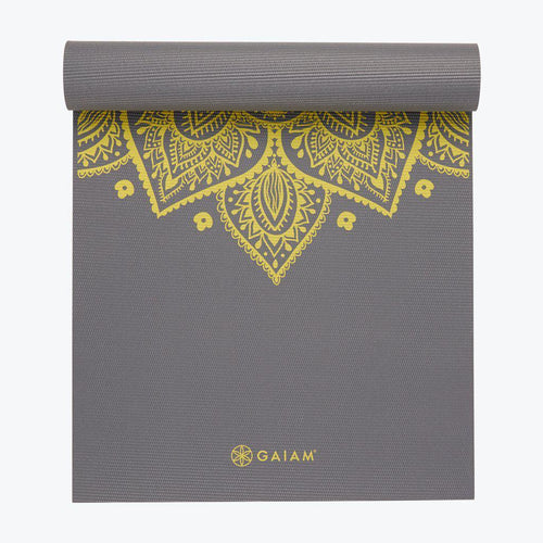 Premium Citron Sundial Yoga Kit by Gaiam-Yoga Kit-Ladies, Lattes, and Lifting