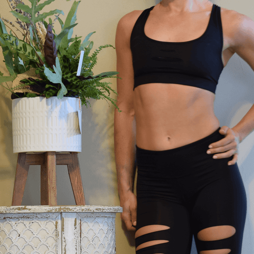 Intentional Sports Bra by Yummy & Trendy-Sports Bra-Ladies, Lattes, and Lifting