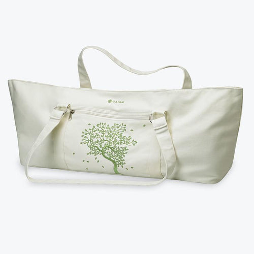 TREE OF LIFE YOGA TOTE-Yoga Mat Bag-Ladies, Lattes, and Lifting