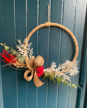 Natural Ring Wreath
