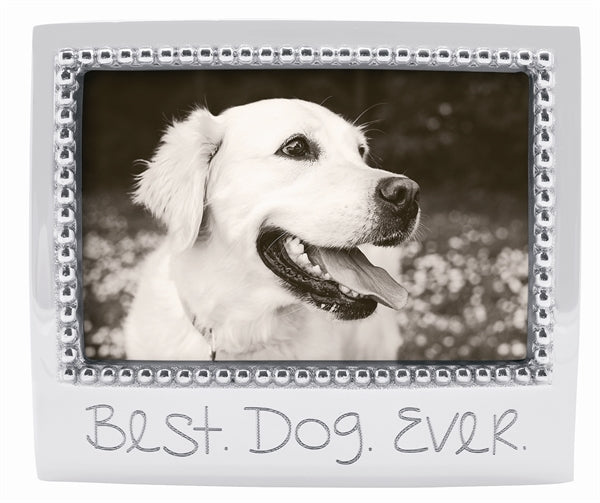best dog ever 4x6 frame