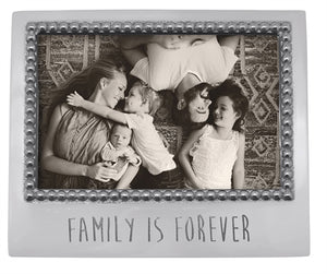 family is forever 4x6 frame