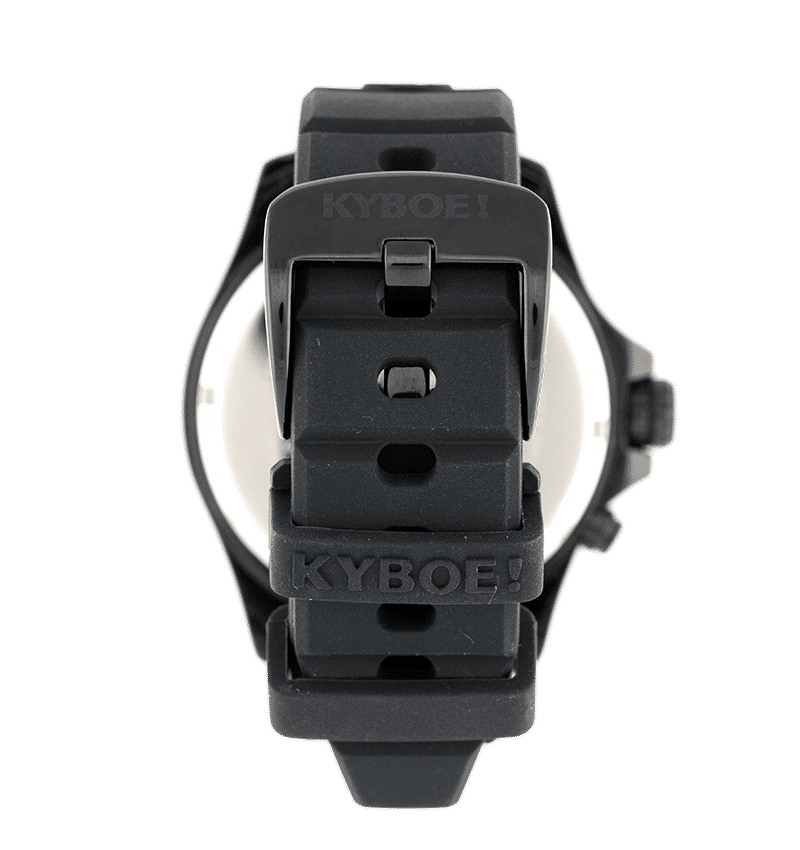 KYBOE POWER COLLECTION BLACK SERIES WATCHES