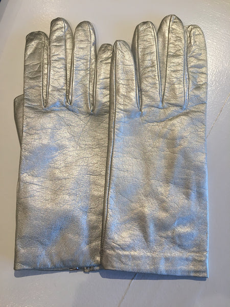 Metallic Gloves
