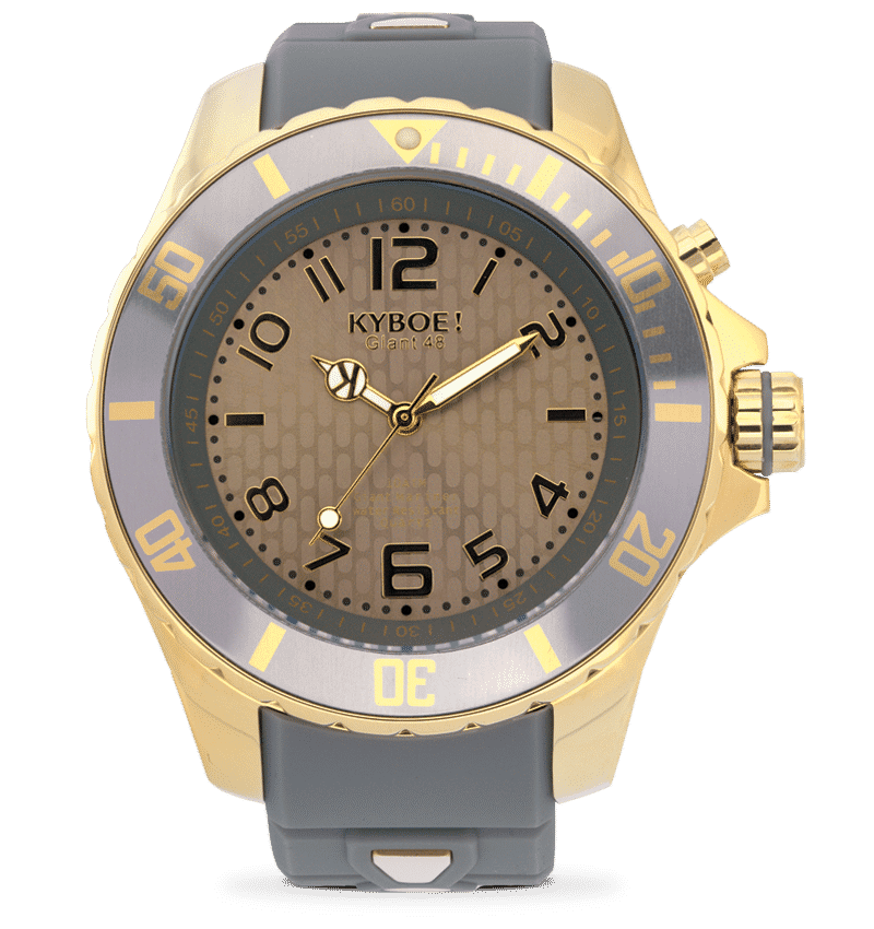 KYBOE POWER COLLECTION GOLD SERIES WATCHES