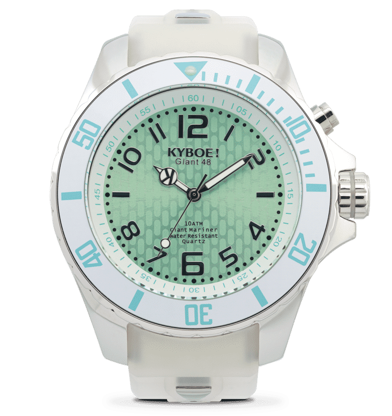 KYBOE POWER COLLECTION SNOW SERIES WATCHES
