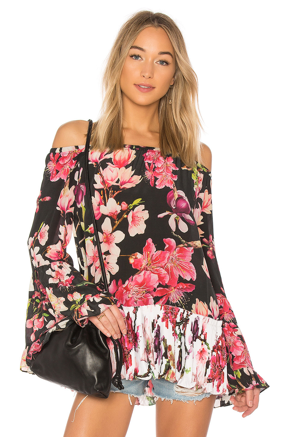 Amour Bell Sleeve Top
