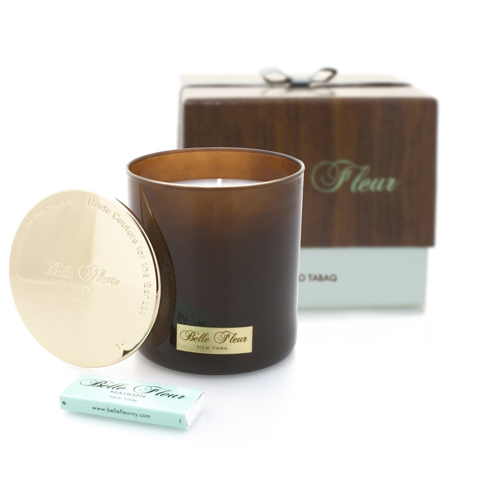 Cacao Tabaq Candle