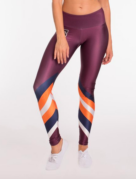 V Sweater Fitness Legging