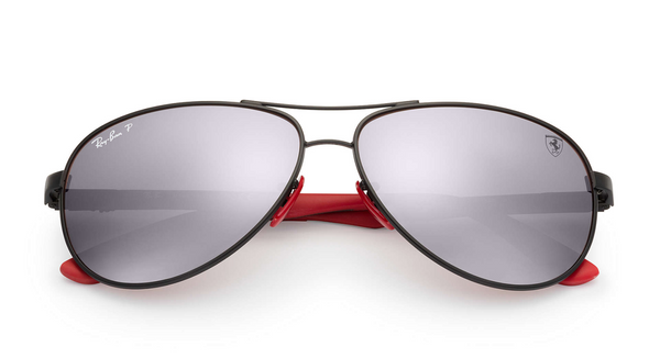 Ferrari Steel Sunglasses