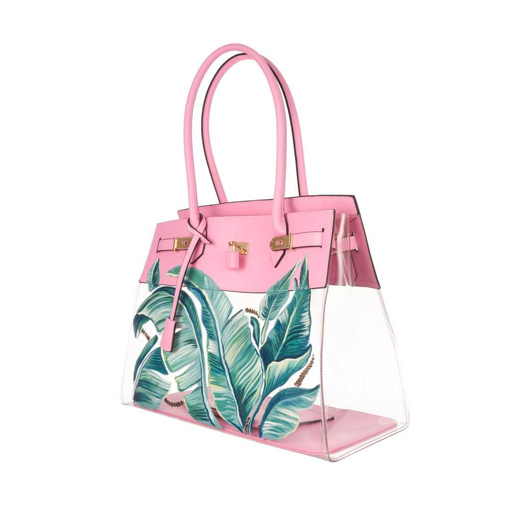 BEVERLY HILLS LEAVES BAG