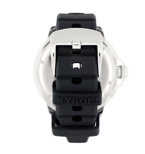 KYBOE POWER COLLECTION SILVER SERIES WATCHES