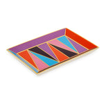 HARLEQUIN RECTANGLE TRAY
