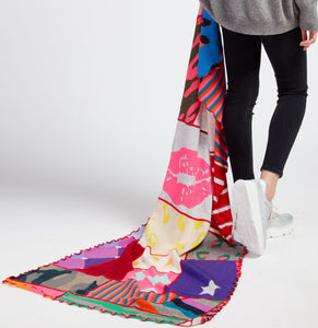 Patchwork Throw - Back In Stock!!