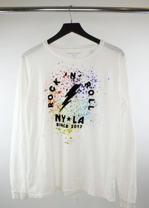 Painted Rock n' Roll L/S